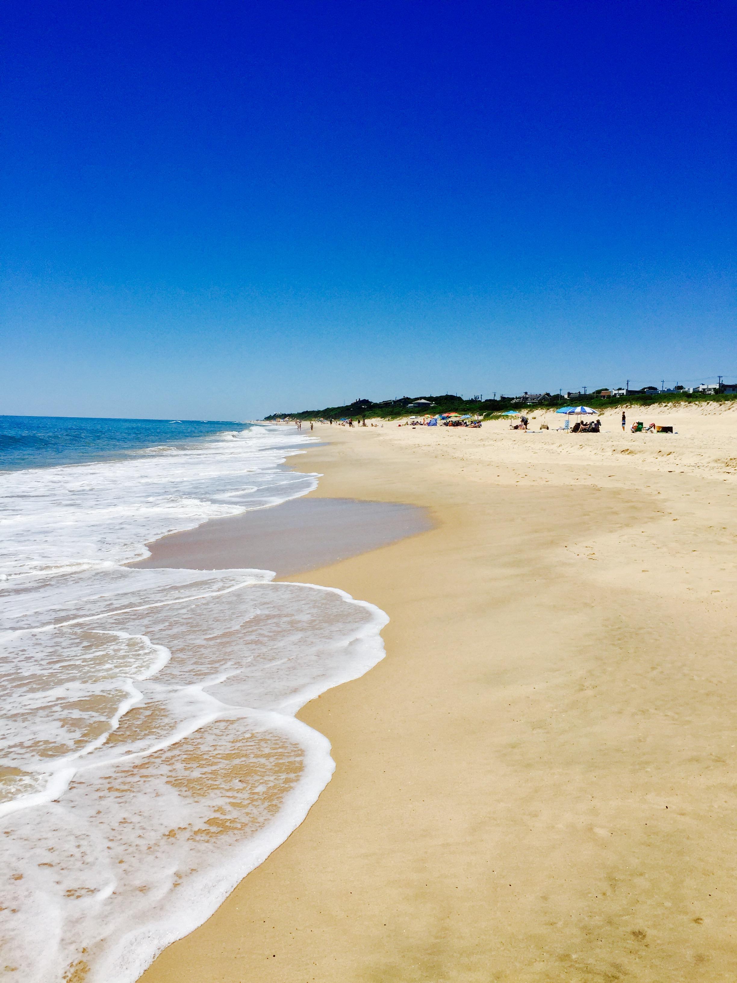 Beach_Montauk, NY