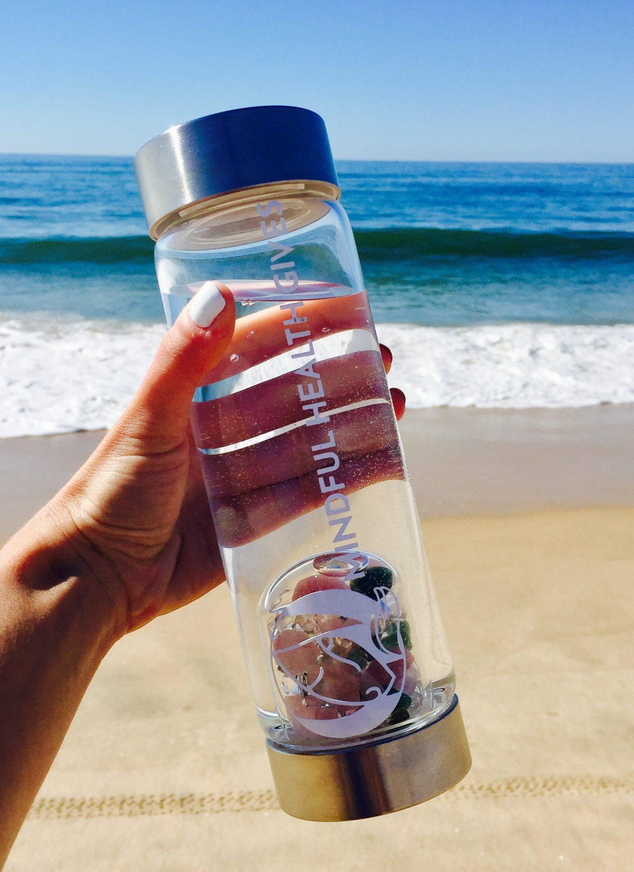 My VitaJuwel Bottle from Mindful Health Gives