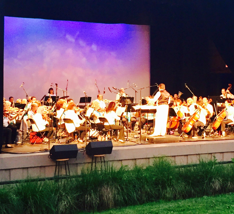 Nassau Pops Symphony Orchestra_Heckscher Park