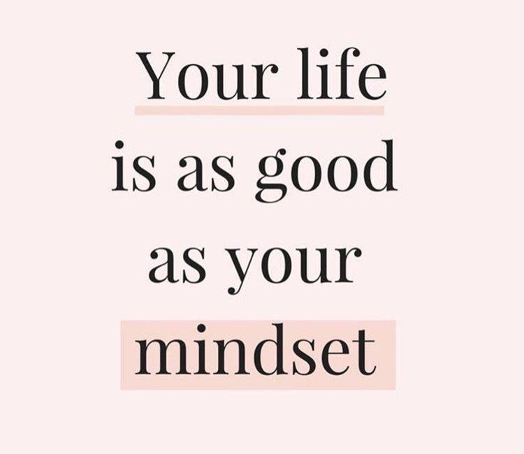 How I Changed My Mindset