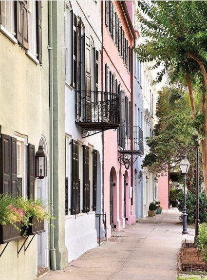 Charleston, Here I Come!