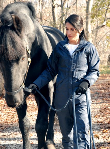 Winter Warmth from Redingote Equestrian