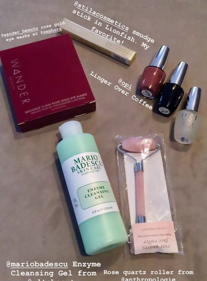 My Latest Beauty Haul