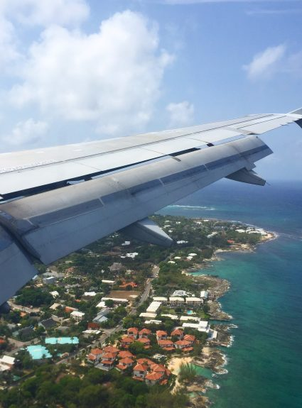 Traveling in Steil to the Cayman Islands