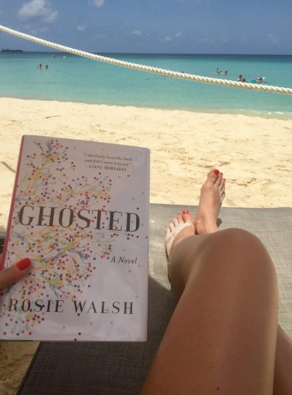 Summer Reading: Ghosted
