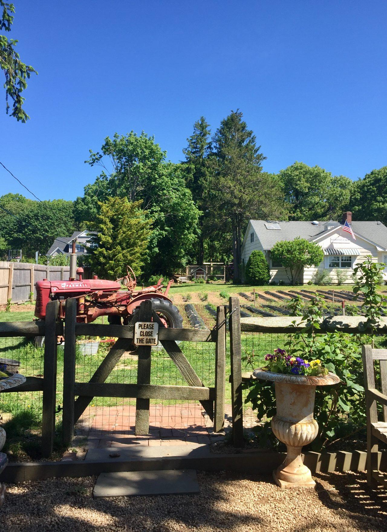 Live Like A Local At Kerber's Farm