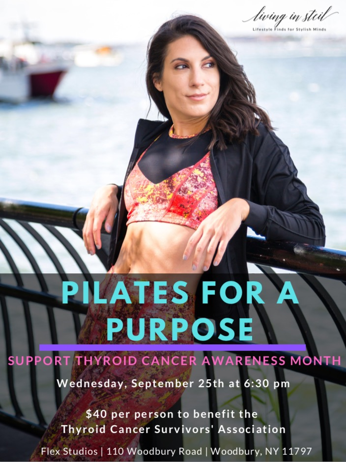 Pilates for a Purpose