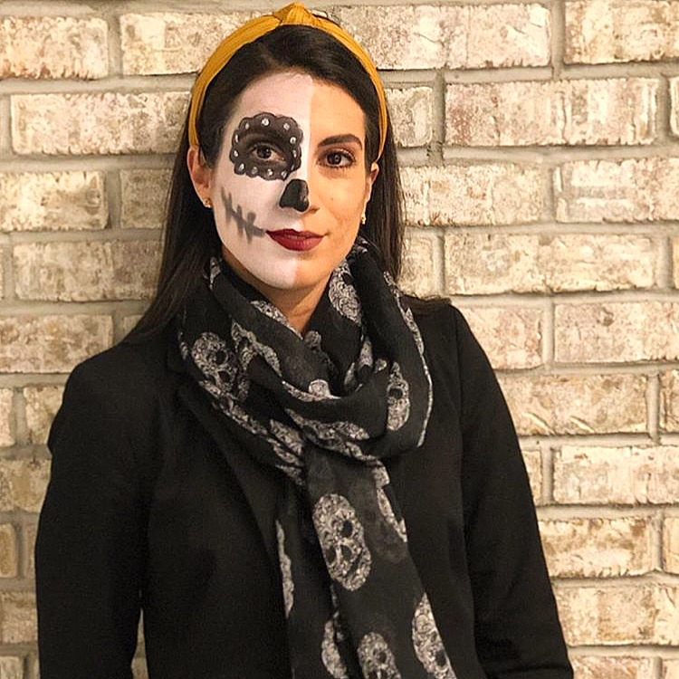 My Makeup Look for Halloween 2019