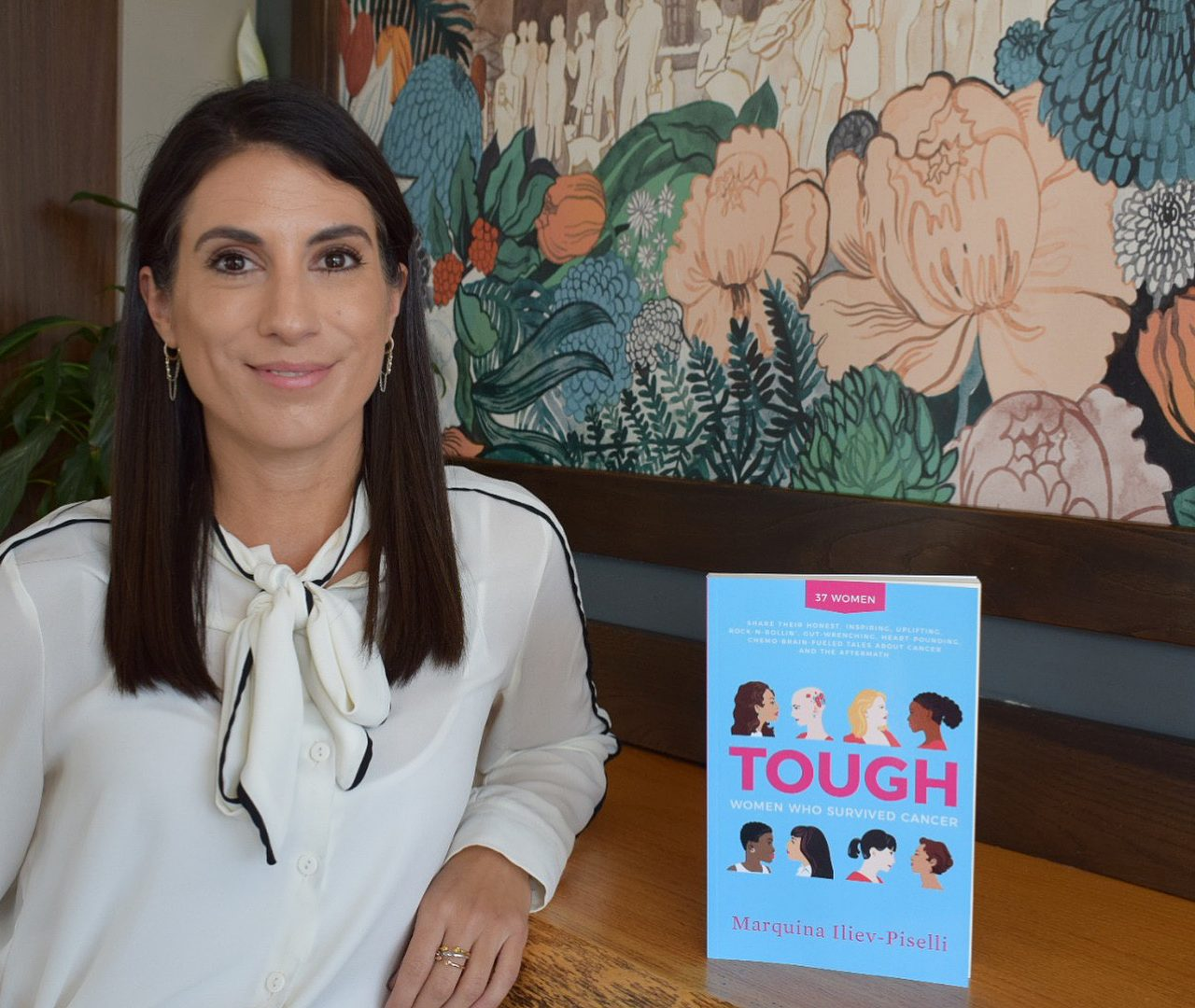 My Story in Huntington Now: How Cancer and Blogging led to 'Tough' Chapter