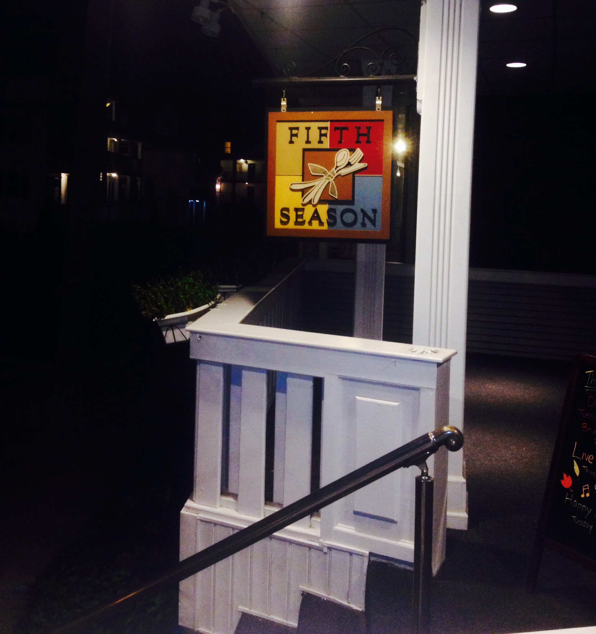 Long Island Restaurant Week – The Fifth Season