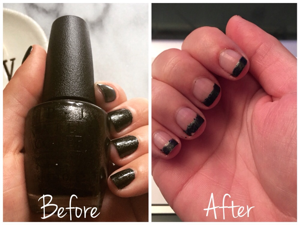 How to Make Chipped Nail Polish Look Chic