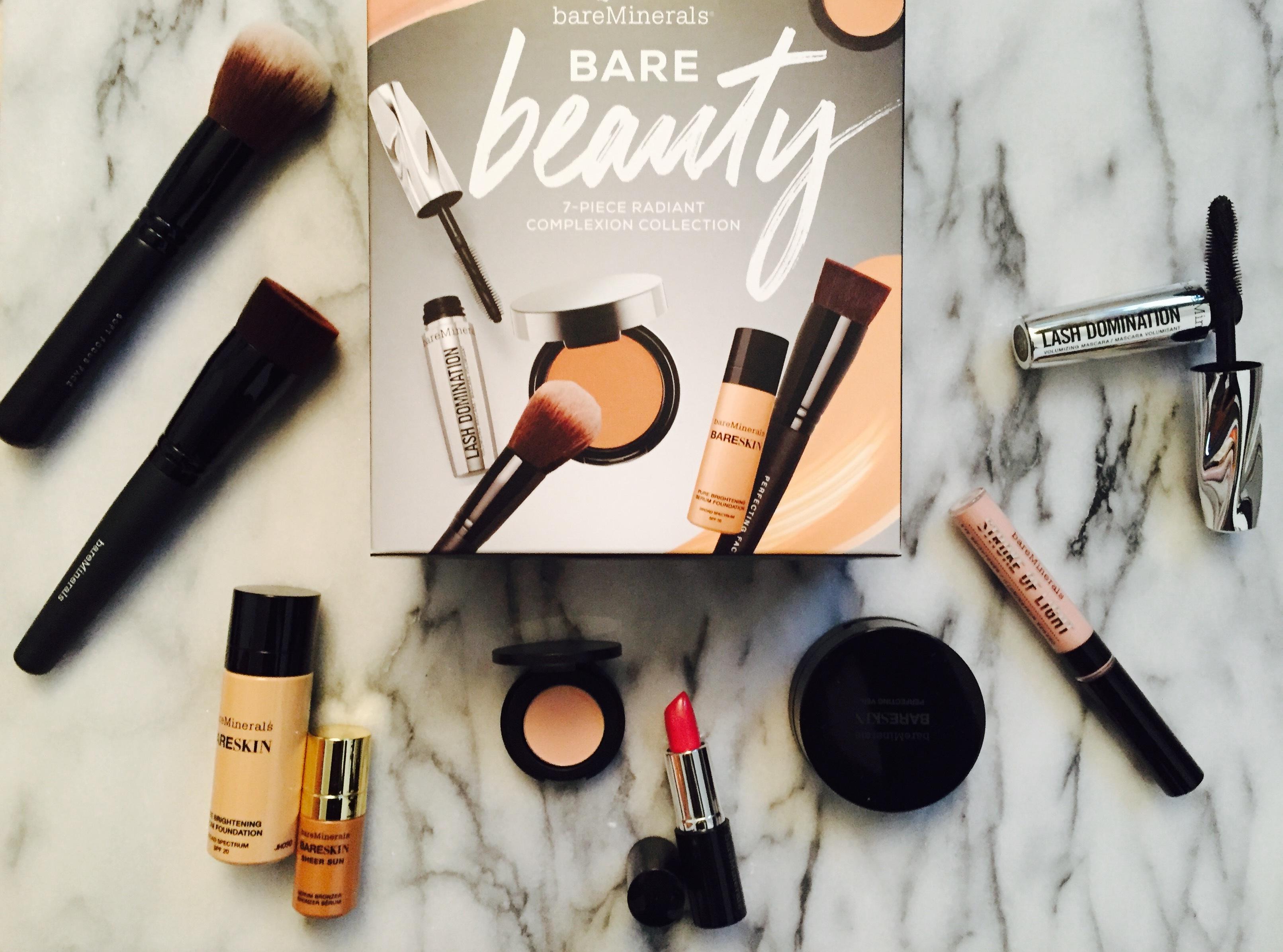 Stealing the Spotlight:  BareMinerals Bare Beauty