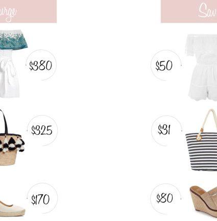 Summer Edition: Splurge or Save