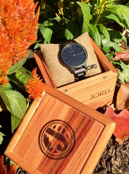 Meet Frankie from JORD Watches