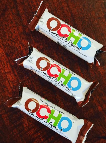 Meet OCHO: The Candy Bar for Grown Ups