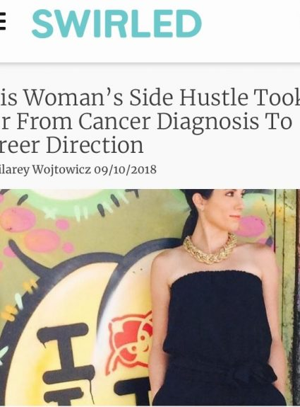 How A Thyroid Cancer Diagnosis Changed My Career