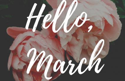 The March Agenda