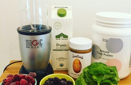 The Smoothie Recipe I Use to Start My Day