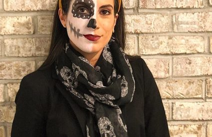 My Makeup Look for Halloween 2019